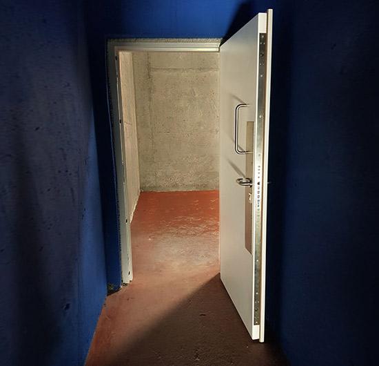 High Security Vault Storage