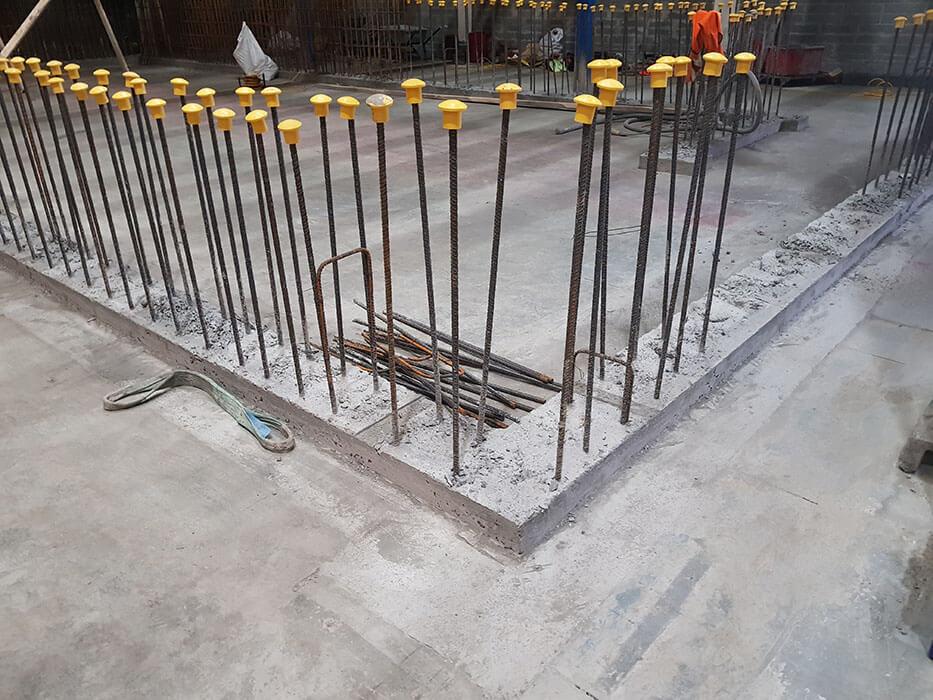 Allen Removals High Secure Storage Vault