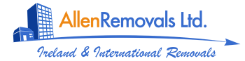 Allen Removals Retina Logo